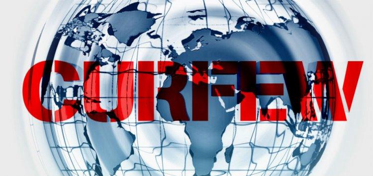 Gov. DeWine issues Statewide Curfew to help combat COVID-19 virus