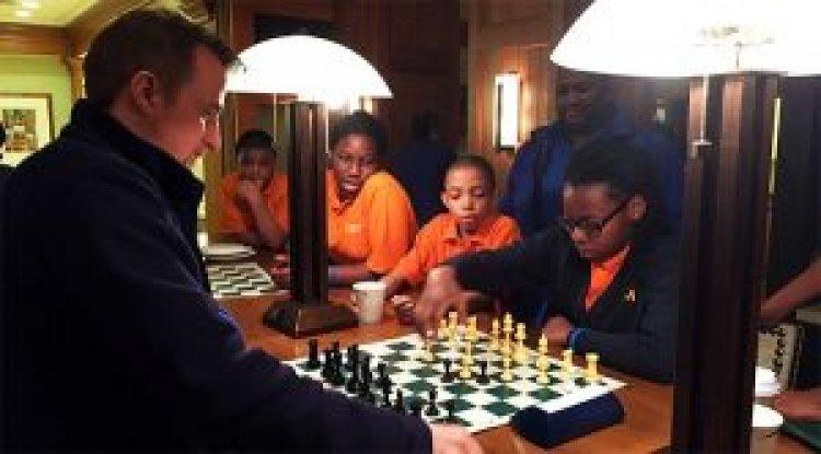 15-Year Old Black Female Chess Champion Wins $40K Scholarship