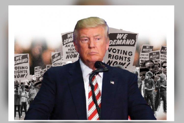 Trump attacks Black Vote