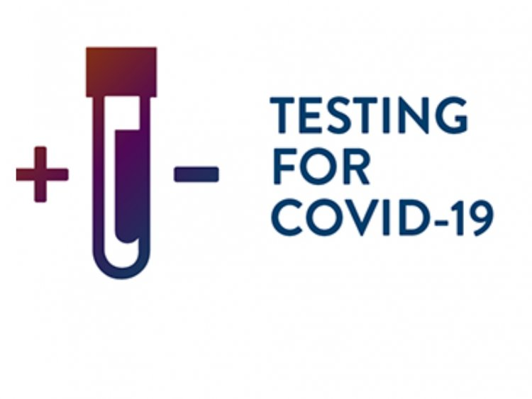 Free at-home, in-person COVID-19 saliva tests