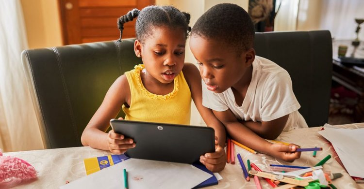 The Challenges Black America Face with Distant and Virtual Learning During COVID-19
