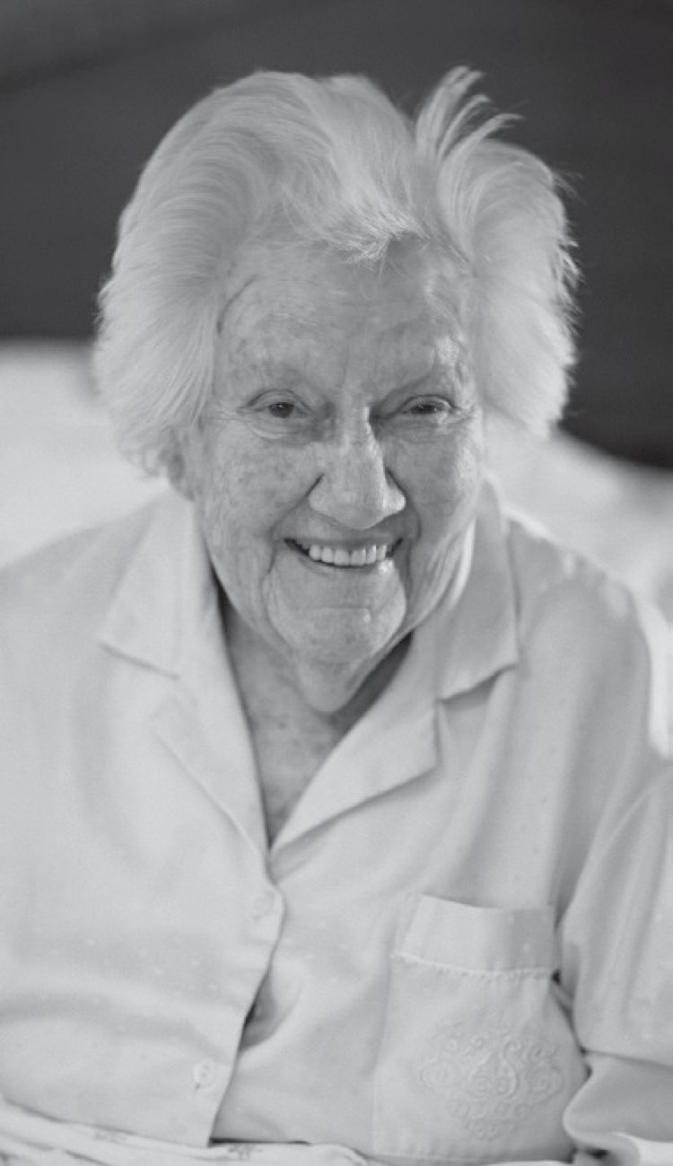 Georgia Is A Better Place Because of Sandy West (1913 – 2021)