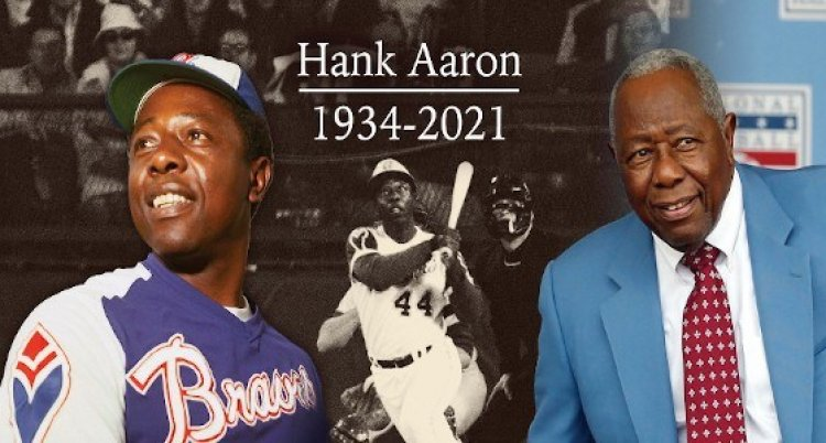 Baseball and civil rights legend Hank Aaron passes at 86