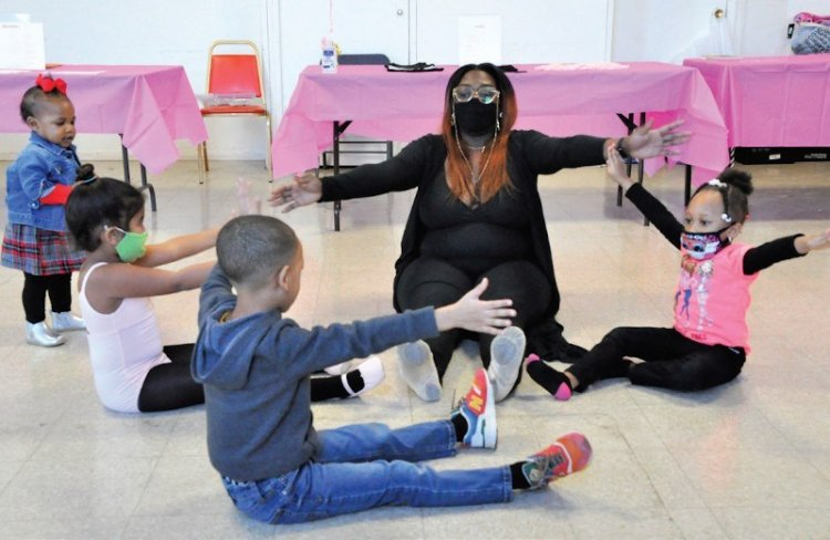 The Cole Dance Company opens its doors