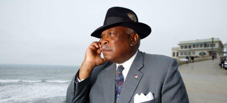 Earl Sanders, San Francisco's first Black chief, dies