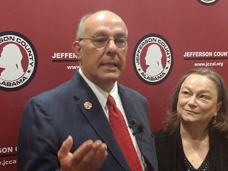 Tony Petelos announces plans to retire as Jefferson County Manager/CEO