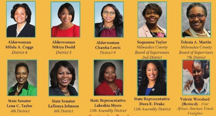 The Milwaukee Times Celebrates Women in Public Service
