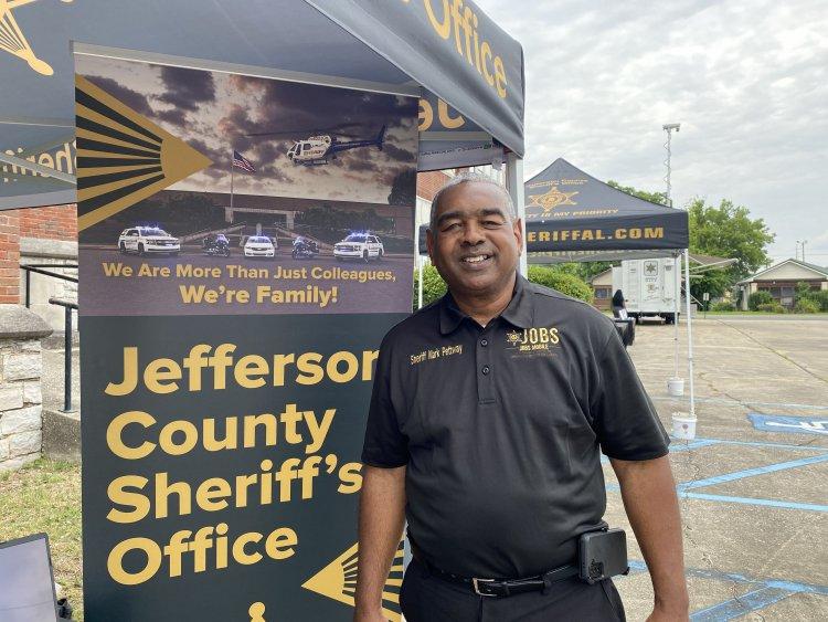 Sheriff Offers Jobs, Not Jail in Bessemer