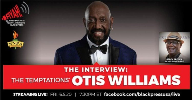 Temptations Founder Otis Williams Reflects on the Group's 60th Anniversary