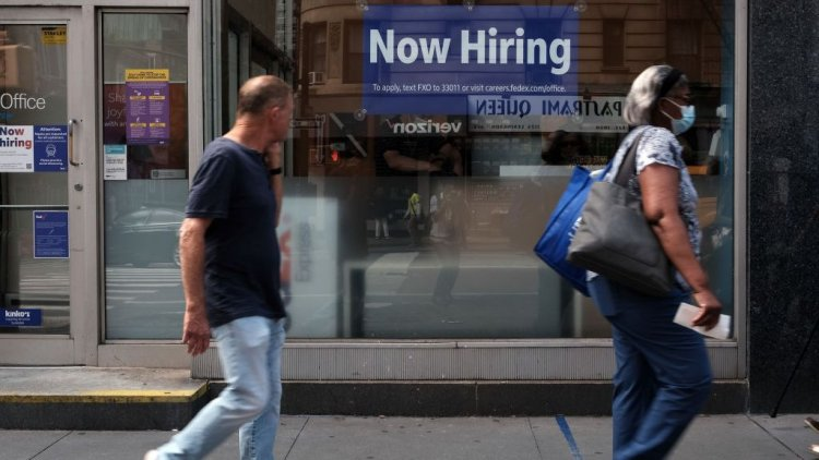 'Gut Wrenching' Weak Jobs Report Disappoints