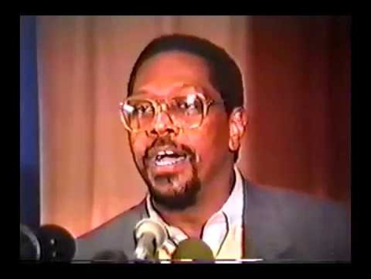 Dr. Amos Wilson - How White Society promotes Violence in the African Community